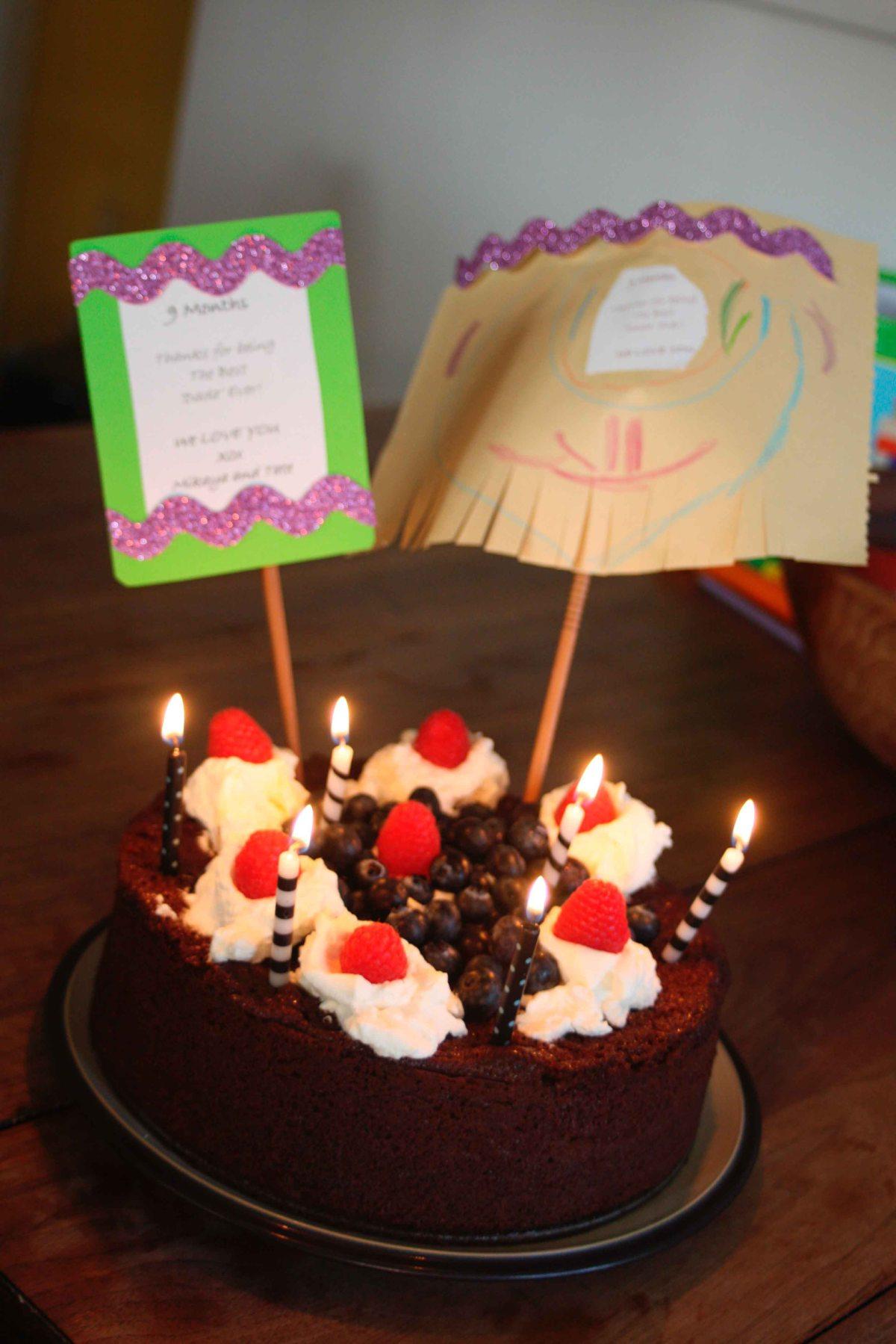 DADA's cake