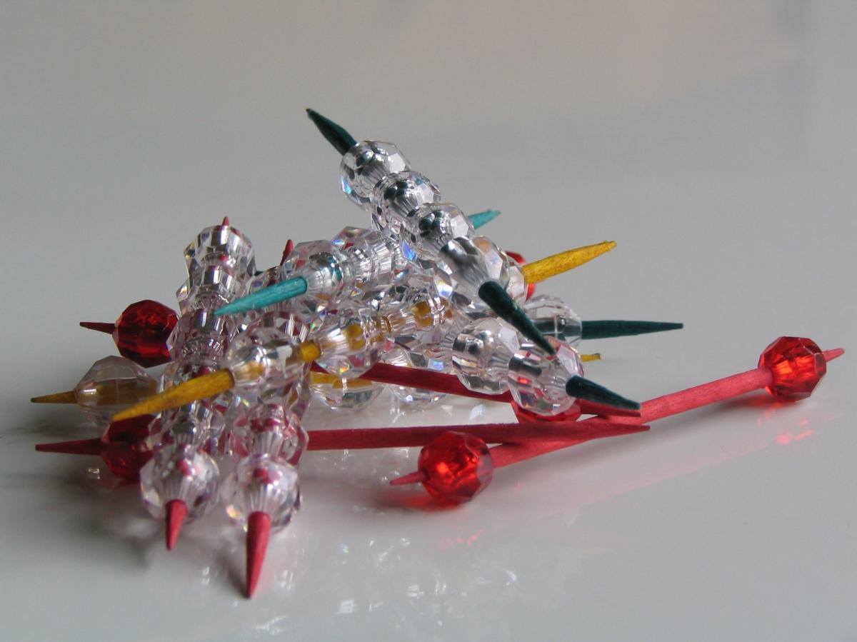 'Designer Toothpicks'