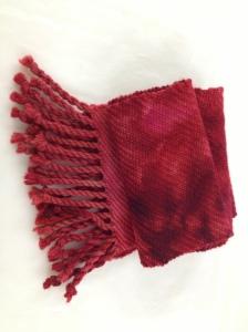 dye bath for weaving 005