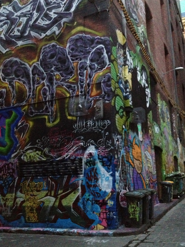 Melbourne sights from Tuesday morning run 039