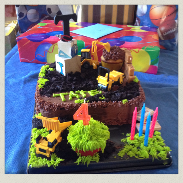 Tate's 4th Birthday August 24th 2014 327
