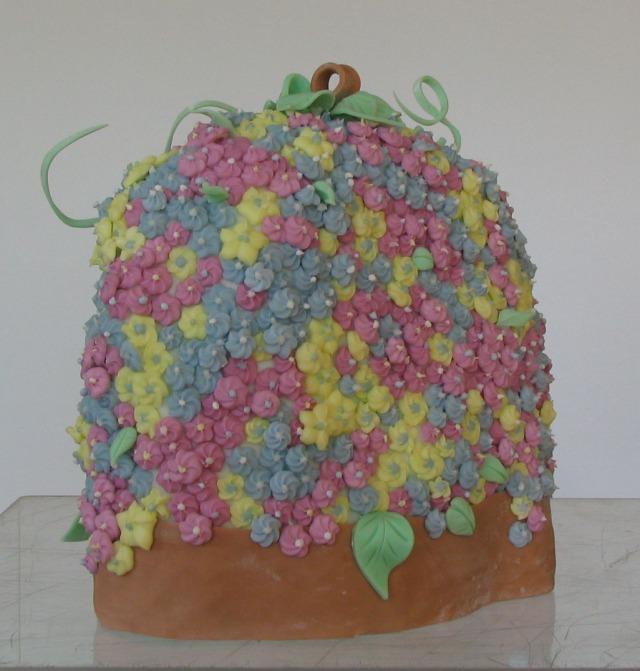 flower basket-(profile)