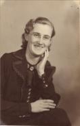 Ruby: my beautiful maternal grandmother - Ruby (Graham) Sercerchi