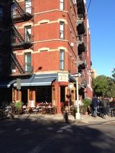 Italian restaurant in Greenwich