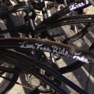 """Live Free Ride Free"""