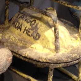 """""""Ada Head"""" mould"""
