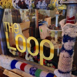The LOOP on Barrington Street.