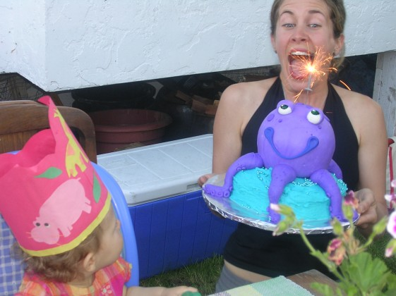 Mikaya's 1st B-Day Party 072