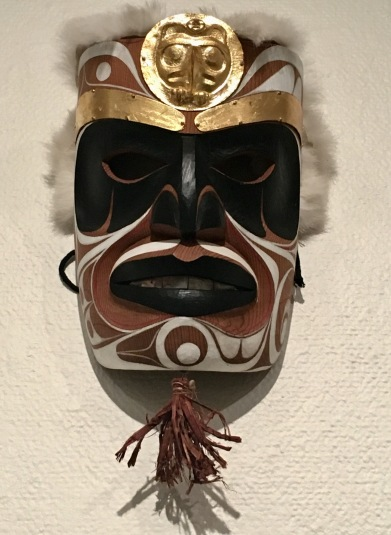Work by the very gifted Chief Rande Cook (K'alapa)