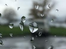 Vancouver rain.