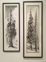 Lawrence Paul Yuxweluptun work