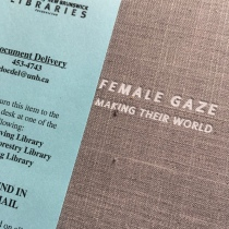 The Female Gaze: Making their World
