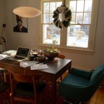 My 'office'